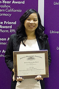 alicia yeh and award
