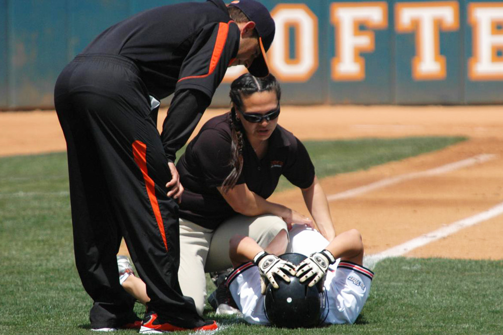 Become an Athletic Trainer